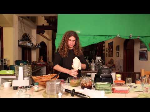 Greasy Raw Food Recipe!