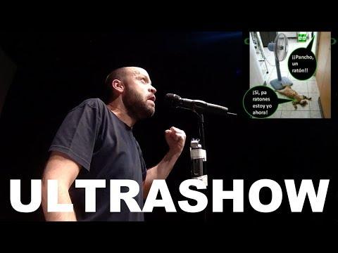 Ultrashow Teatro del Barrio (julio 2017)