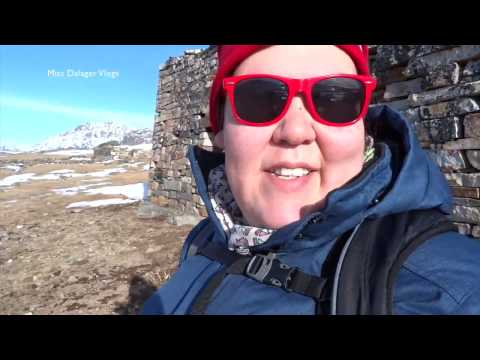Traveling with a Guide! English Vlog 5th April 2017