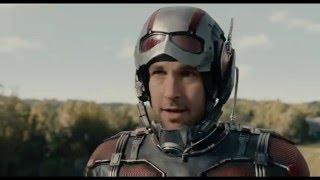 Человек-муравей против Сокола (к/ф Человек-Муравей )