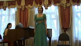 Романс Лидочки из опереты свадьба Кричинского Женская доля такая.