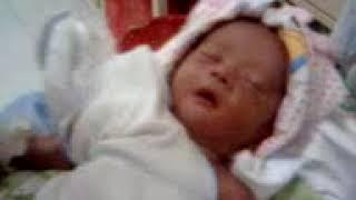 Gambar cover KISAH NYATA baru lahir bisa bicara