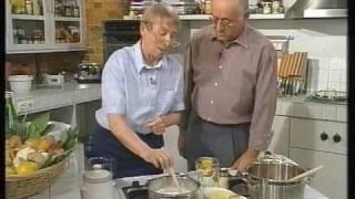 Alfredissimo! Kochen mit Alfred Biolek und Regine Hildebrandt 1