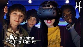 The Vanishing of Ethan Carter Walkthrough Part 4 - Stranger Things