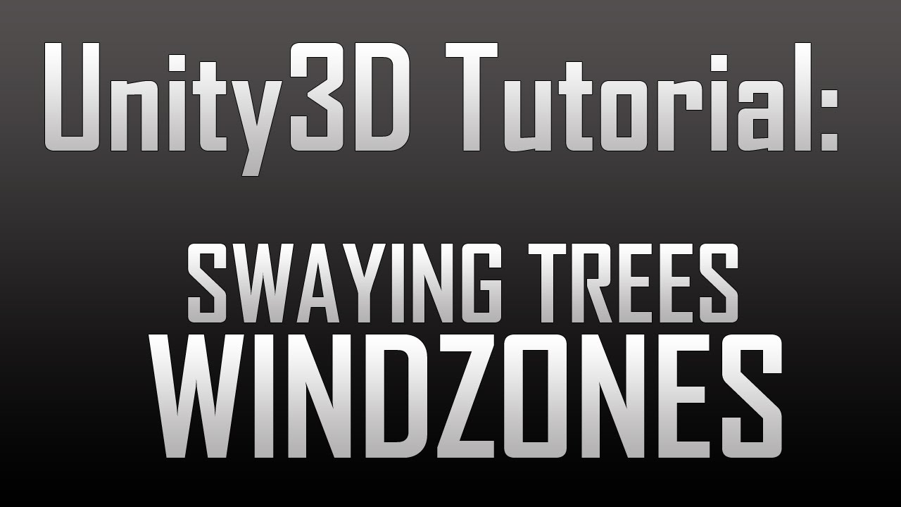 Realistic wind effects for trees in Unity – Your Guide to Free High