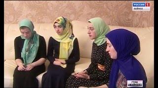 Адамийн кхолламаш - Мидаева Хеда  (Киндарова Луиза) - Чечня