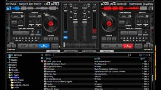 Hardstyle Mix With Virtual DJ