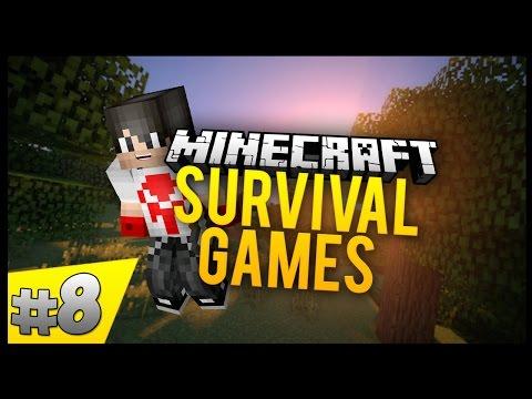 *NONAME* Minecraft Romania: Survival Games #8 Asa se face!