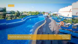 Paphos Beach Holidays | All Inclusive Holidays | Cyprus Holidays