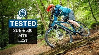 Best Mountain Bikes Under £600
