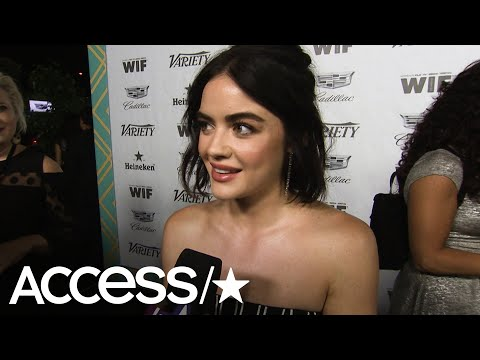 Lucy Hale Dishes On If She Thinks There Will Be A 'Pretty Little Liars' Reunion  Access