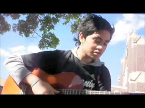 Panapa Iafeta - Big Guy singing Just Friends