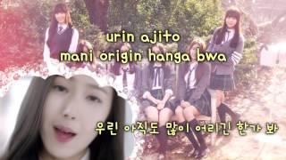 GFRIEND (여자친구) - Rough (시간을 달려서) (Karaoke/Instrumental) Mp3