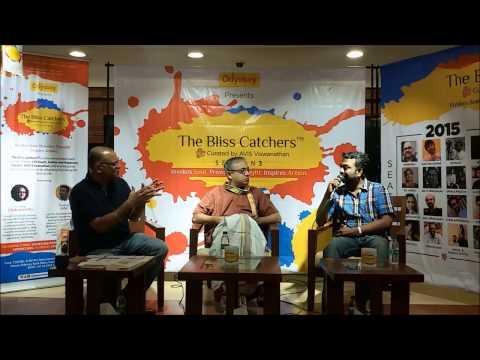 The Bliss Catchers @ Odyssey - Season 3 - 28 Jan 2017, Pradeep John & Pradeep Chakravarthy