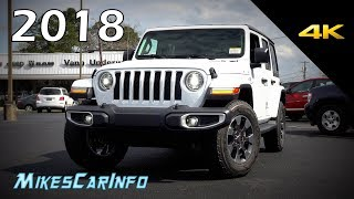 2018 Jeep Wrangler Unlimited Sahara JL - Ultimate In-Depth Look in 4K