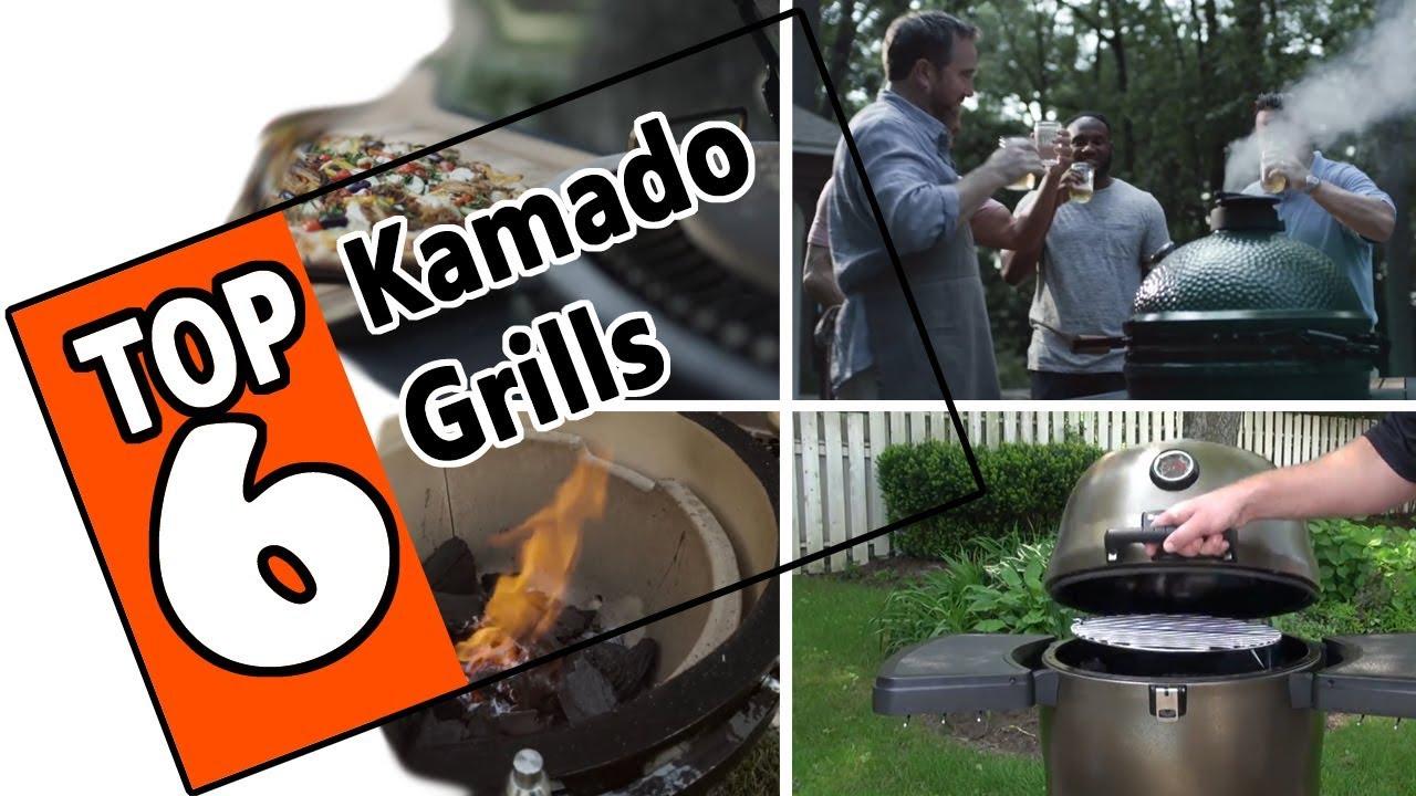 Best Kamado Grill 2019 Review Of 6 Top Rated Ceramic