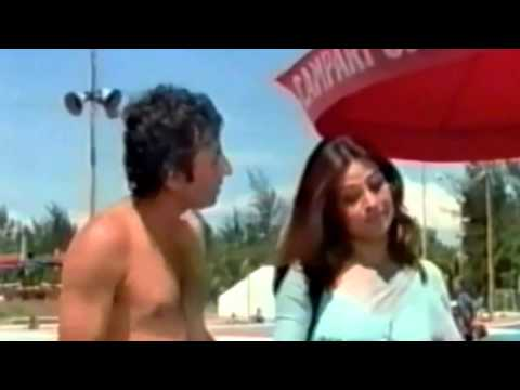Nadeem - Wet at poolside