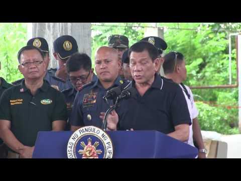 Duterte apologizes to Espino, other Pangasinan officials