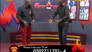 Commentary Position - Fire 4 Fire on Adom TV (23-4-18) thumbnail