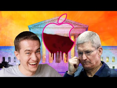 Apple Just Lost A MASSIVE Court Battle