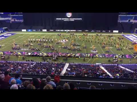 Grand Nationals - 2017 Pride of Broken Arrow - Age of Discovery: Return to Xeno