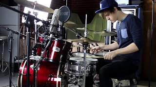 White Blood - Oh Wonder - Matt Cooper Drums - Drum Cover