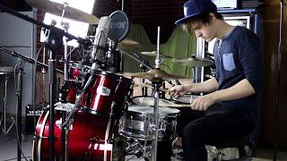 White Blood - Oh Wonder - Matt Cooper Drums - Drum Cover