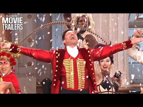 "The Greatest Showman | ""Live Action"" Trailer"