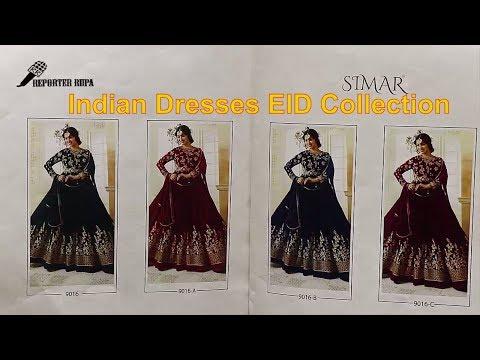 latest-indian-original-dresses-eid-collection||eid-collection-2018||ayesha-takia-simar