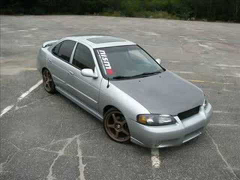 Awesome Sentra Se R Spec V 2002   YouTube