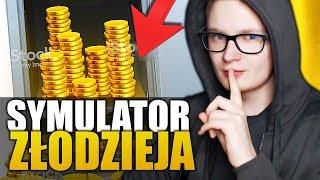 SYMULATOR ZŁODZIEJA - Thief Simulator PL #1