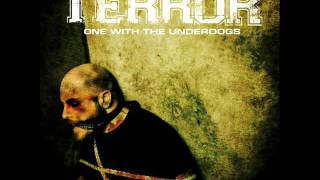 TERROR - KEEP YOUR MOUTH SHUT