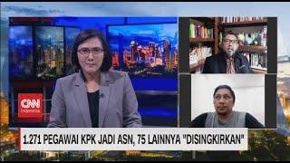 Pakar Hukum: Presiden Harus Keluarkan SK Mengangkat 75 Pegawai KPK jadi ASN