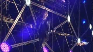 JYJ - Ayyy Girl (JJ focus) [eng + karaoke sub]