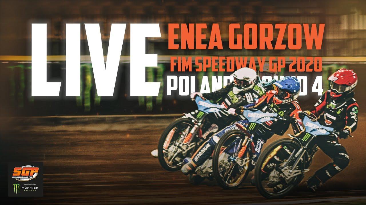 🔴  LIVE Enea Gorzow FIM Speedway GP 2020   Poland   Round 4   FIM Speedway Grand Prix