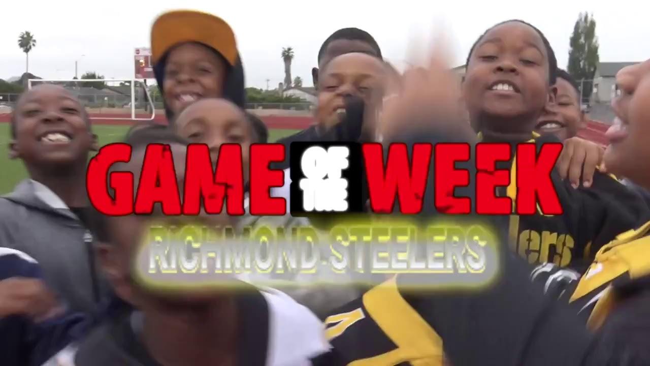 f2aa5aad 🔥🔥Sports World Tv Richmond Steelers vs Orville Eagles 8u Division SYFL