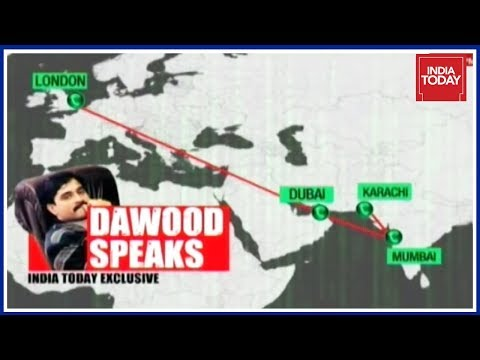 #DawoodSpeaks : India Today Exposes Dawood Ibrahim's Phone Conversations | Exclusive