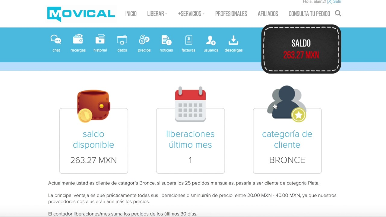 Movical net liberar celular precios para mayoristas y - Movical net liberar ...