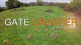 "Multi Rotor UK: Oxford Fly-Up 01 ""GateCrasher"" - rough cut"