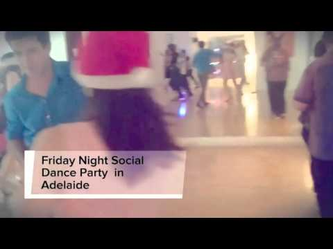 Social Dance Party - Friday Nights in Adelaide