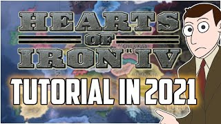 Hearts of Iron 4 Tutorial in 2021 Alex the Rambler Edition