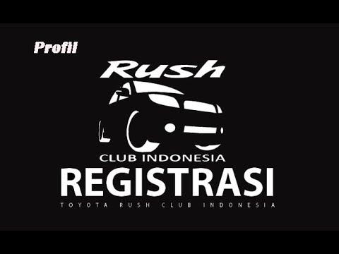 Profil Toyota Rush Club Indonesia ( Info Untuk Registrasi )