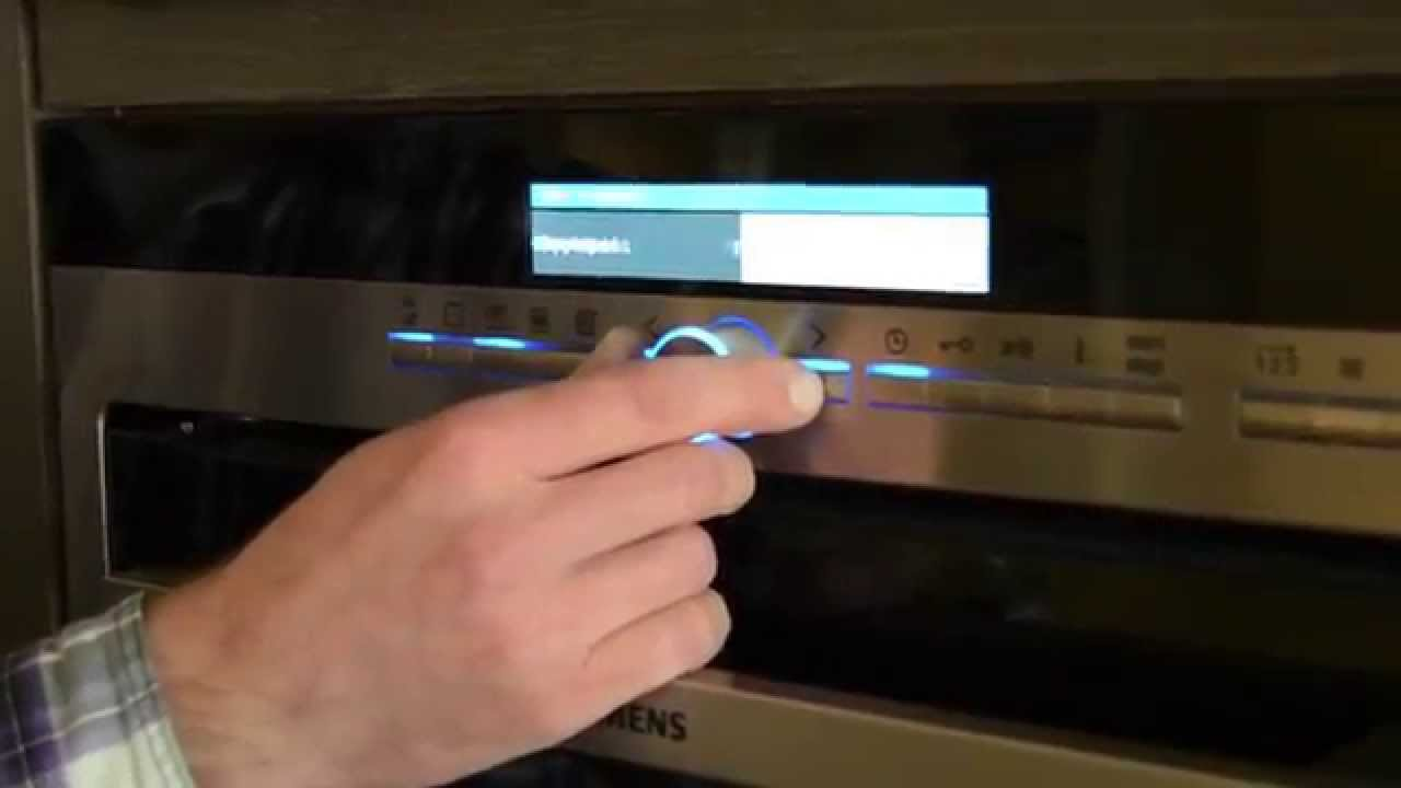 Combi Oven Magnetron Siemens Combi Magnetron - Youtube
