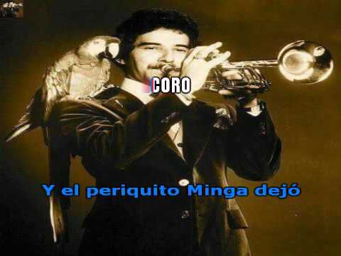 Karaoke De Patitas Luis perico Ortiz