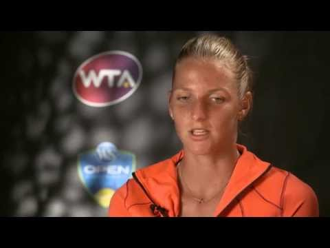 Karolina Pliskova 2016 Western & Southern Open Semifinal Interview