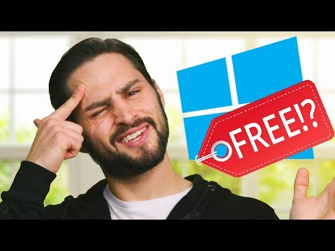 Why Windows is FREE Now
