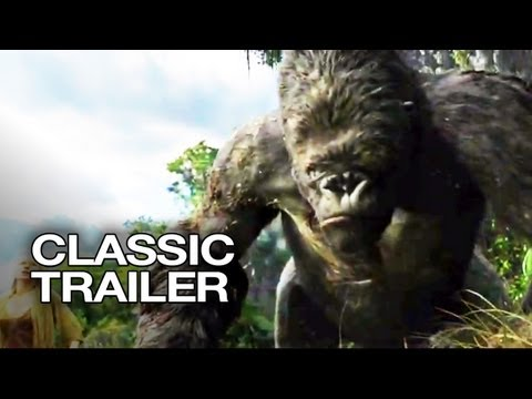 King Kong Official Trailer #1 - Jack Black Movie (2005) HD
