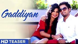 Gaddiyan || Anjy Sandhu || Official Teaser || New Punjabi Songs 2014 || HD Video