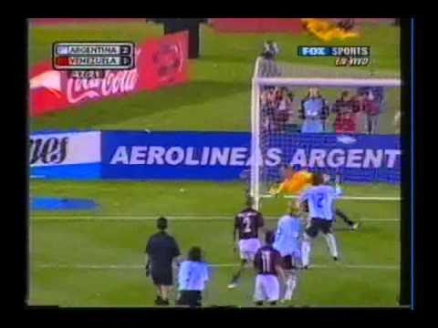 2004 (November 17) Argentina 3-Venezuela 2 (World Cup Qualifier).avi