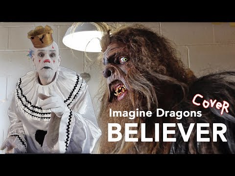 Puddles Pity Party - Believer - Imagine Dragons - Jazzy Style Cover